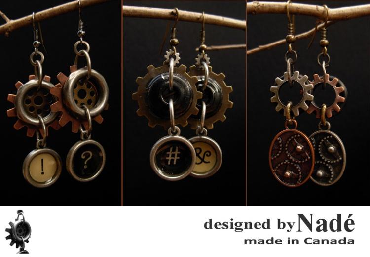 Steampunk_earrings