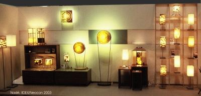 Booth iidex2003
